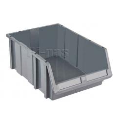Pimli Plastik Avadanlık Kutusu AV-540 Gri (En Ucuz 13,40 TL KDV Dahil)