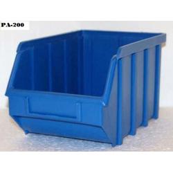 Plastik Avadanlık Kutusu PA-200 (En Ucuz 1.50TL)