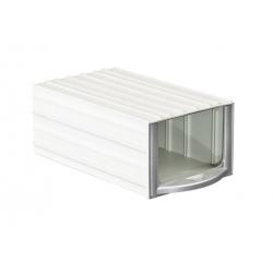 500-G Plastik Çekmeceli Kutu (Modüler Sistem)(En Ucuz 9,10  TL)