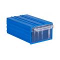 401-A Plastik Çekmeceli Kutu (Modüler Sistem) (En Ucuz 8,85 TL KDV Dahil)